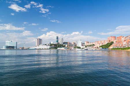 블라디보스토크, 러시아의 파노라마