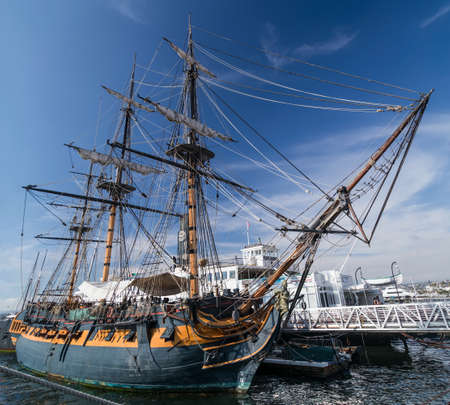 hms: HMS Surprise, Maritime Museum of San Diego