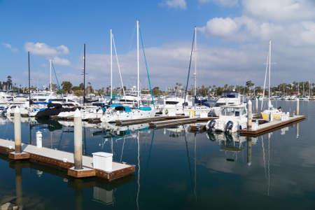 yacht club: Yacht Club in San Diego, California