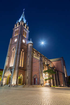 vierge marie: Cathedral of the Virgin Mary of Immaculate Conception, Seoul