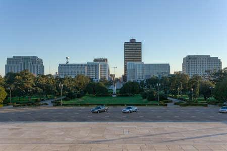 Vista de Baton Rouge, Louisiana