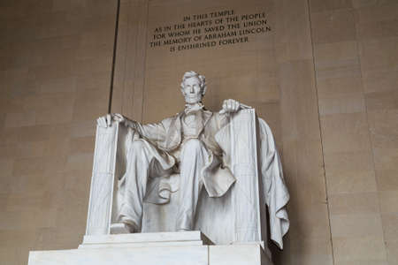 dc: Lincoln Memorial, Washington, DC