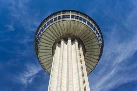 the americas: Tower of the Americas in San Antonio, Texas