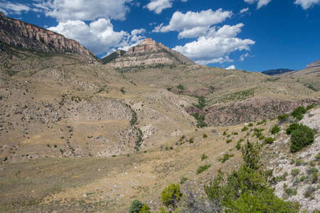 Bighorn National Forest in Wyoming, USA