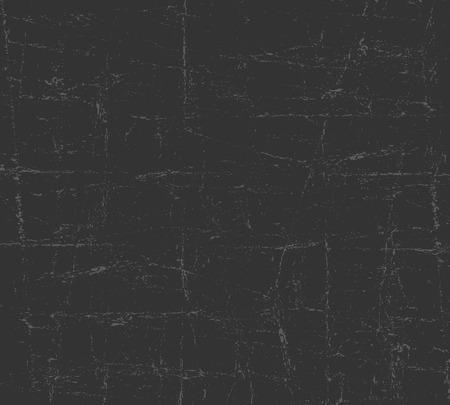 Grunge background in black color Çizim