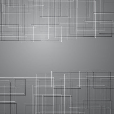 square background: Abstract square Background Vector.