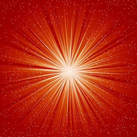 party backgrounds: A color design with a burst. lens flare. Vector illustration.