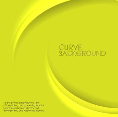 curves: Curvas vectoriales fondo.