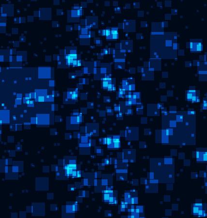 Vector digital background.