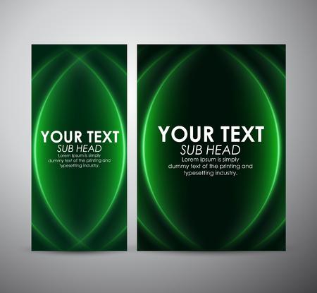 curve line: Brochure business design Abstract line curve pattern background. Illustration