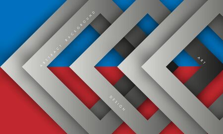 Abstract modern triangle digital - Vector Background.