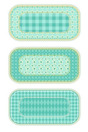 patchwork_set Vector