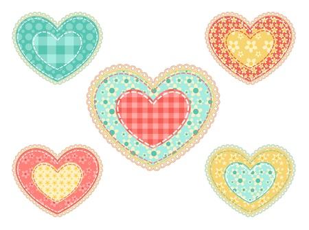 patchwork_set Illustration