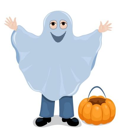 vestidos de epoca: Ghost niño