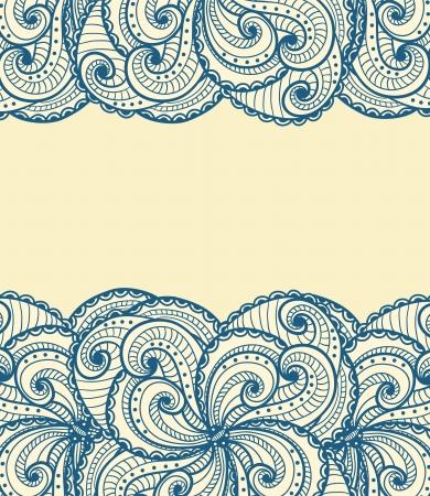 tarjeta amarilla: Tarjeta azul y amarillo Vectores