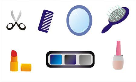 hairdresser accessories photo