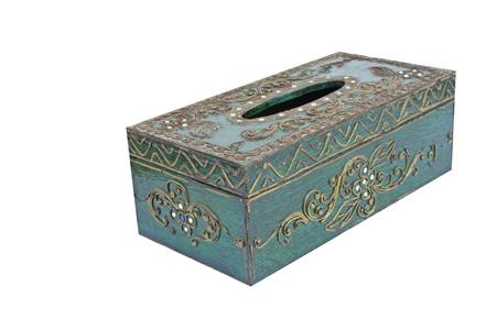 Ancient tissue box