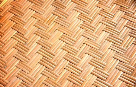 Wooden wicker  texture