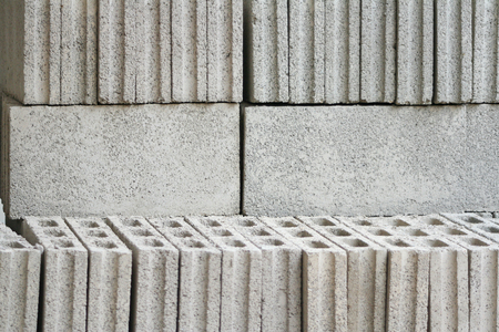 Cement blocks background,Concrete blocks