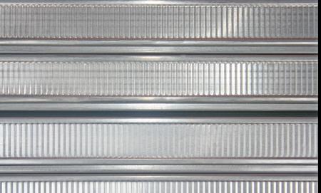 Texture of aluminium background