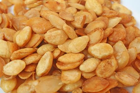 Dry-fry Dolichos bean , Deep fry until golden