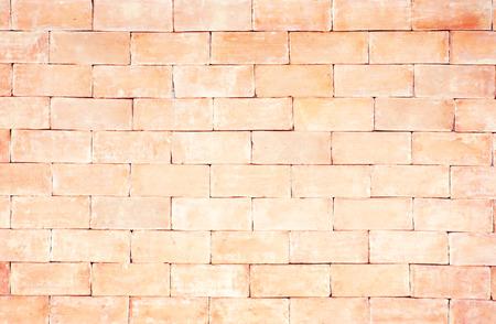 Seamless brick wall pattern,Light brown background