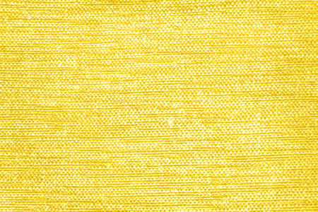 Gold fabric texture background Stock Photo