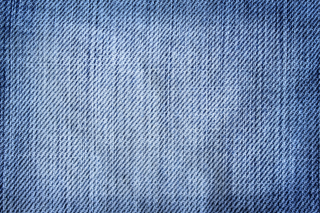 Blue jeans texture patterns on background