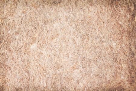 Bruine wol textiel textuur natuur abstract voor achtergrond