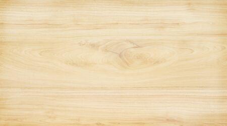 Fondo de textura de madera, patrones de líneas naturales de color marrón claro abstractos en horizontal