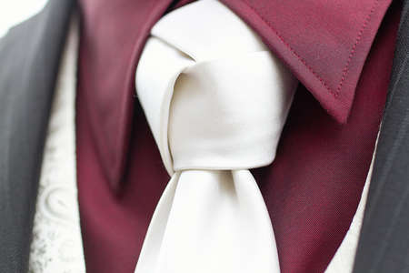 Suit and Tie Stock Photo