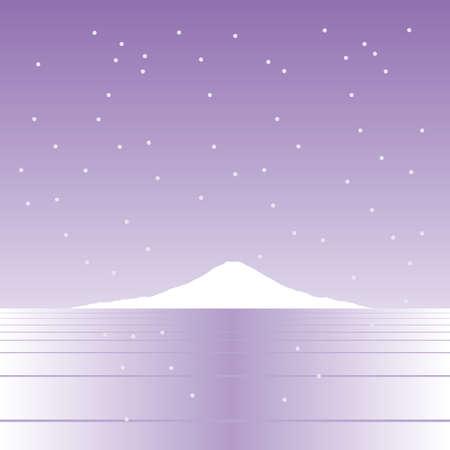 fall scenery: Mt.Fuji