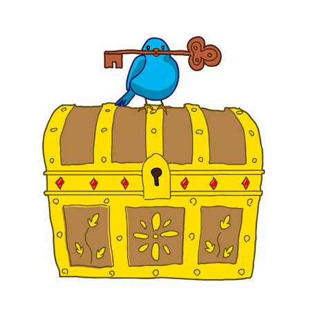 opportunity discovery: Treasure Chest and Blue Bird