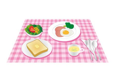 sunnyside: Lunchtime