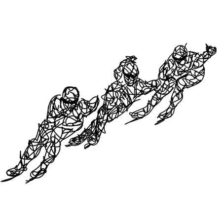 speed: Speed skating
