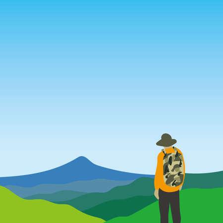 prospects: Outdoor leisure Illustration