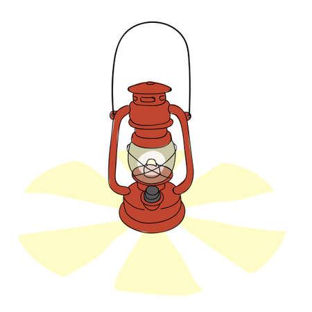 Red Lantern Фото со стока - 81067396