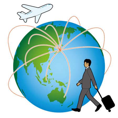 International businessman