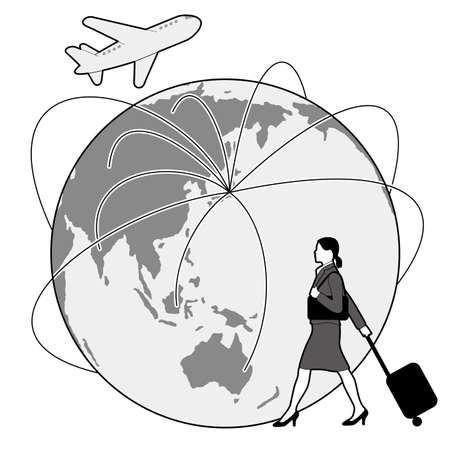 International businesswomen