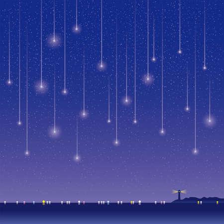 Desideri in una notte stellata