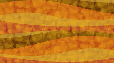 Image of abstract autumn. Created with vector data. Vectores