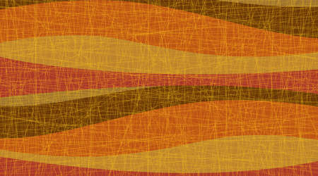 Image of abstract autumn. Scratch. Created with vector data. Vectores