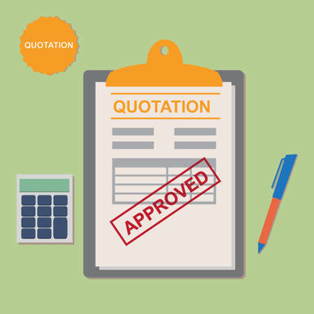 approved: Quotation Approved