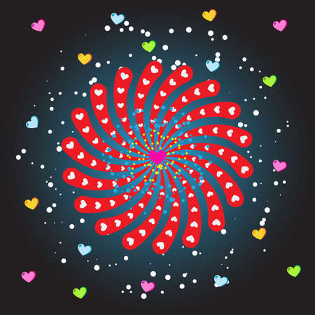 banger: Fireworks for Valentines Day