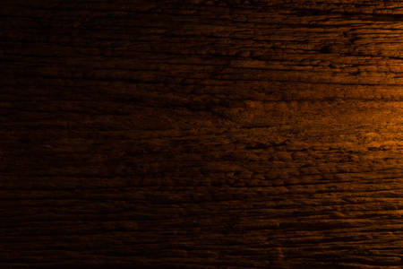 Candlelight and old wooden background Stock Photo