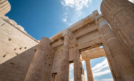 The Acropolis is the most visited monument of antiquity in Greece.