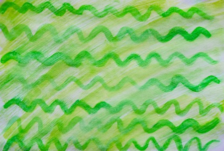 Design drawn by a tassel. Abstract  background. Stylish and modern background design for banner, website. Fashionable backgrounds for designers