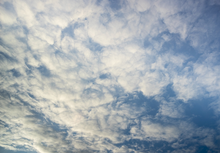 heavenly: Background with beautiful heavenly clouds