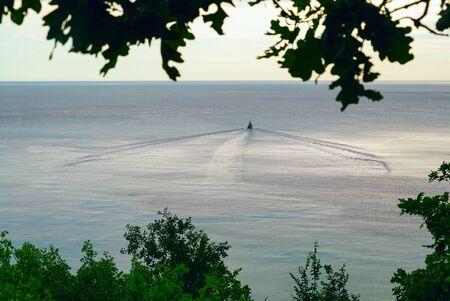 Cape Fiolent. Sevastopol, southern coast of Crimea