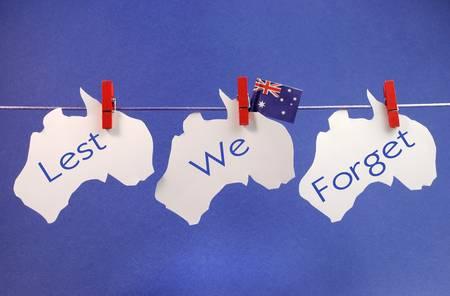 庆祝11月11日的纪念日,或4月25日的澳新军团日,这是一个公共假日